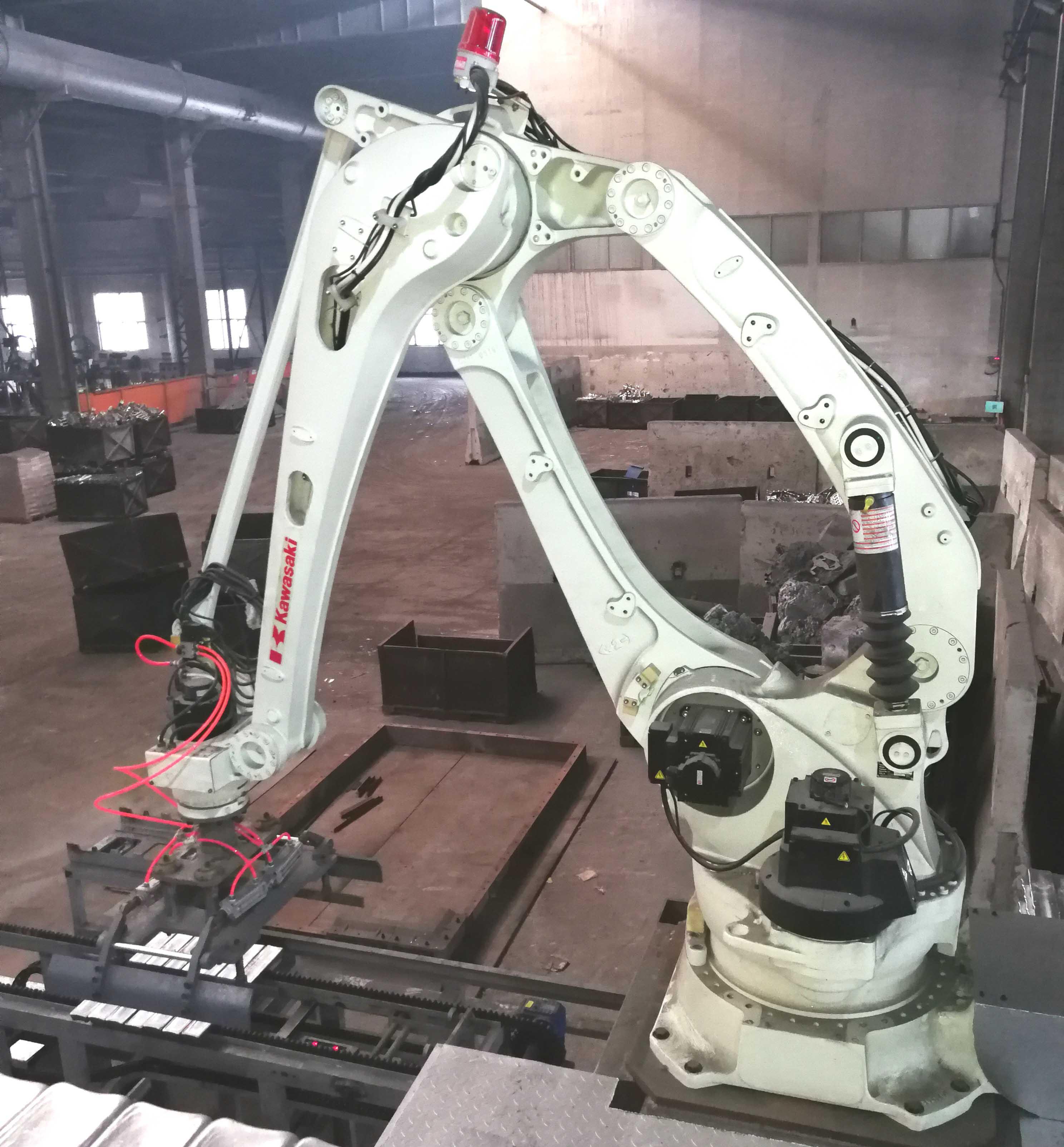 鋁錠碼垛機器人