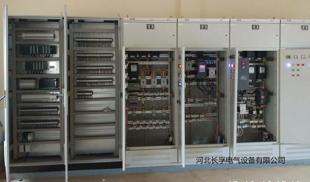 工业自动化成套设备