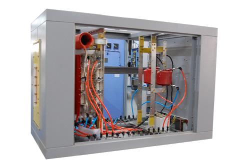 60-200KW固态高频电源装置