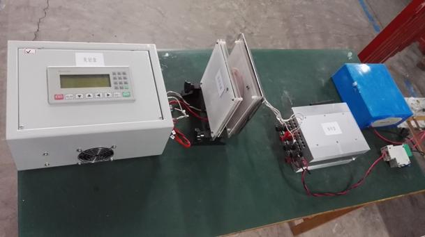 200W无线电能传输与充电装置