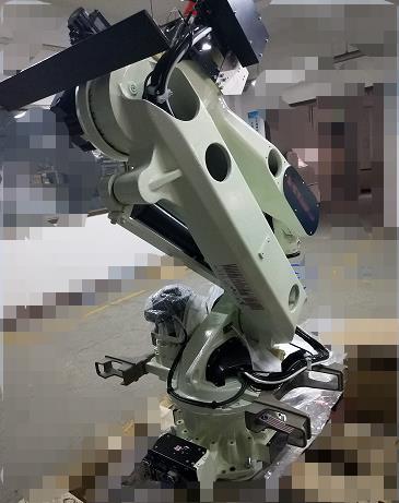 铝锭机器人码垛