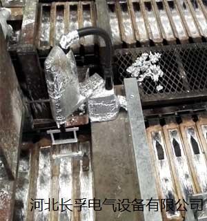 铝合金机器人刮渣